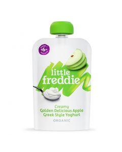 Little Freddie-有機甜薯胡蘿蔔希臘式乳酪 Multipack (5包 x 100g) 5060403115089