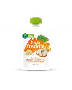 Little Freddie-Free Range Chicken & Kale Pot Pie with Chedder Mash (New version) x 3 PC 5060403119773