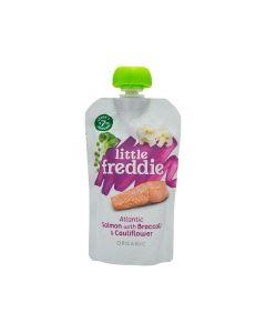 Little Freddie-Organic Atlantic Salmon with Broccoli & Cauliflower x 6 PC 5060403119797