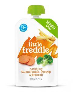 Little Freddie-Organic Satisfying Sweet Potato