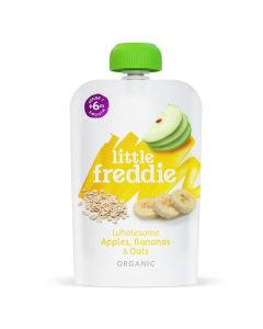 Little Freddie-Organic Wholesome Apples