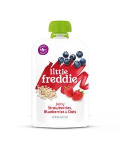 Little Freddie-Organic Juicy Strawberries