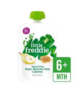 Little Freddie-Organic Appetizing Pears