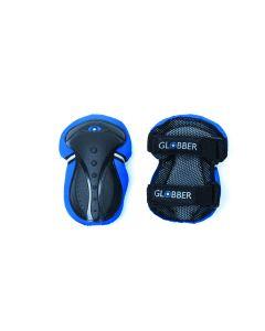 GLOBBER XS RANGE B ( 25-50KG ) PROTECTIVE JUNIOR SET- NAVY BLUE