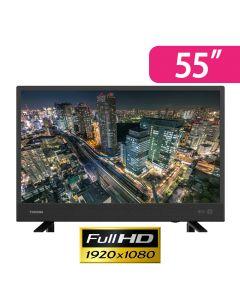 """Toshiba - 55"""" HD TV - 55L3756 55L3756"""