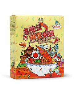 星嚼 - Messy Desk 冬陰功鹹蛋蝦頭 563147