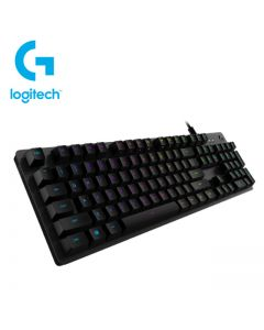 LOGITECH G512 RGB 機械遊戲鍵盤