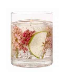 Stoneglow - Nature's Gift Apple Blossom Natural Wax Gel Candle 杯裝香氛蠟燭 1583-6045