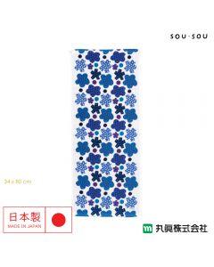 Marushin - 日本今治SOU・SOU 紗織面巾 - 金平糖 6165000100
