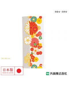 Marushin - 日本今治SOU・SOU 紗織面巾 - 金襴緞子 6165000200