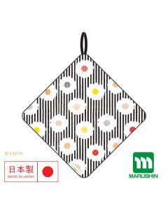 Marushin - SOU·SOU Multi-Purpose Towel (Black) 6165006600