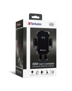 Verbatim - 10W 無線充電車座 65835
