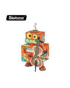 ROBOTIME - AMD53 DIY Music Box Little 6946785122138