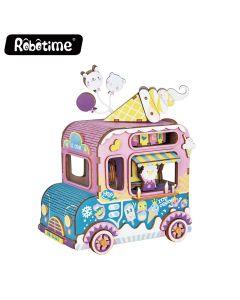 ROBOTIME - AMD61 DIY Music Box Moving 6946785122299