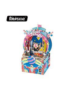 ROBOTIME - AMD41 DIY Music Box Amuseme 6946785122695