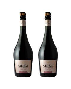 Cruzat - Cruzat Cuvee Reserve Rose Extra Brut x 2支