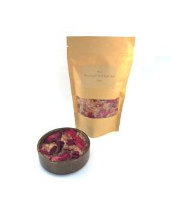 Ambeauti - 喜馬拉雅山粉紅岩浴鹽 玫瑰 (300g) 803689883366
