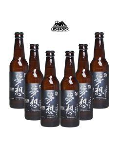 Lion Rock Brewery - 獅子山啤 - 夢想 x 6支