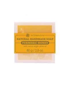 BATH & BLOOM 薑黃蜂蜜手工皂 8858734800258