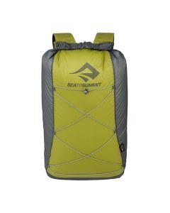 SEA TO SUMMIT 超輕便防水背囊 Ultra-Sil Dry Daypack-Lime-AUDDP-22L 9327868080953
