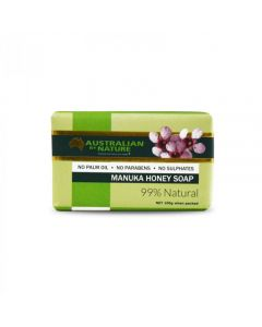 Australian by Nature Manuka Honey Soap 100g ABN00742