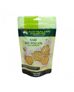 Australian by Nature Raw Bee Pollen Granules 250g ABN00774