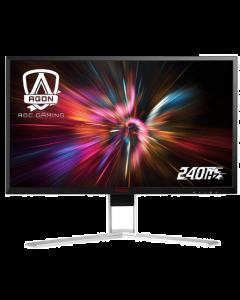 "AOC AGON 超順暢遊戲專用 24.5"" 顯示器"