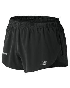 New Balance 男裝3寸短褲黑色