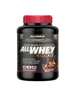 ALLMAX All Whey Gold 5lbs - Chocolate AMXAWGBPCHO5LBS