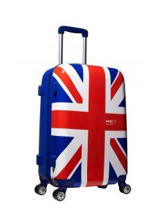 """Antler Union Jack 2 24"""" Blue Hardcase Antler_004"""