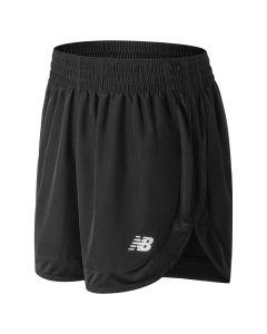 New Balance女裝 Dry 5單層短褲 黑色