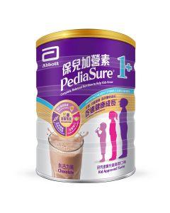 雅培 - 保兒加營素1+ 奶粉(朱古力味) (850克) B-AB0022