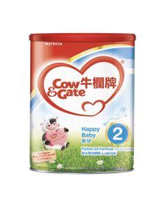 牛欄牌 - 樂兒 2號較大嬰兒奶粉 (900克)B-CG0005