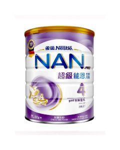 雀巢 - 超級能恩兒童4號配方奶粉 (800克) B-NE0009