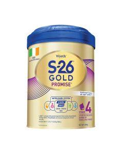 惠氏 - S-26 GOLD PROMISE 4號奶粉 (900克) B-WY0022