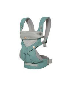 Ergobaby - 四式360嬰兒揹帶 - 薄荷綠透氣款