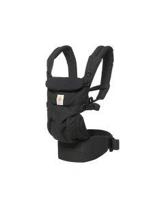 Ergobaby - Omni 全階段型四式360嬰兒揹帶 - 黑色