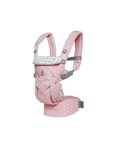 Ergobaby - Omni Four Position 360 Hello Kitty Baby Carrier - Play Time BCS360SANRIO