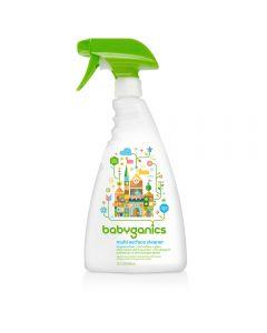 Babyganics - Multi Surface Cleaner - Fragrance Free 946ml BG-010067