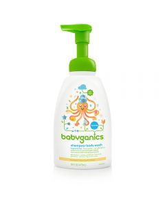 Babyganics - Shampoo & BodyWash 473ml - Fragrance Free BG-01385