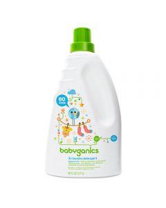 Babyganics - Laundry Detergent - Fragrance Free 1.77L BG-15192