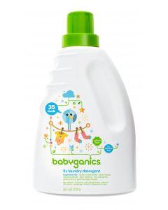 Babyganics - Laundry Detergent - Fragrance Free 1.04L BG-15215