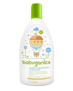 Babyganics - Conditioning Shampoo & BodyWash 354ml - Frag Free BG-15543