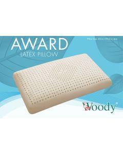 Woody - 馬來西亞 100% 全天然皇牌乳膠枕 BIGAP64