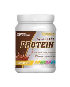 BluNova Organic Plant Protein 814g - Chocolate BLNOPPVPCHO814G