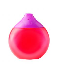Boon - FLUID Sippy Cup (Coral) BN-11058