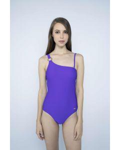 Gourami x Charmaine Hoopla Swimsuit Purple