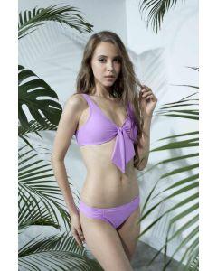 Gourami x Charmaine Love Me Knot Bikini Light Purple