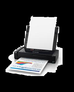 EpsonWF-100 流動打印機