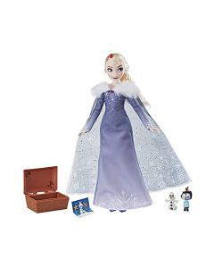Hasbro - Frozen Elsa's Treasured Traditions C3383AS00